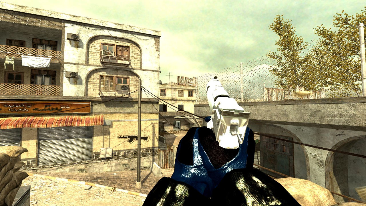 cod4, gloves, blue black gloves, cmd.exe