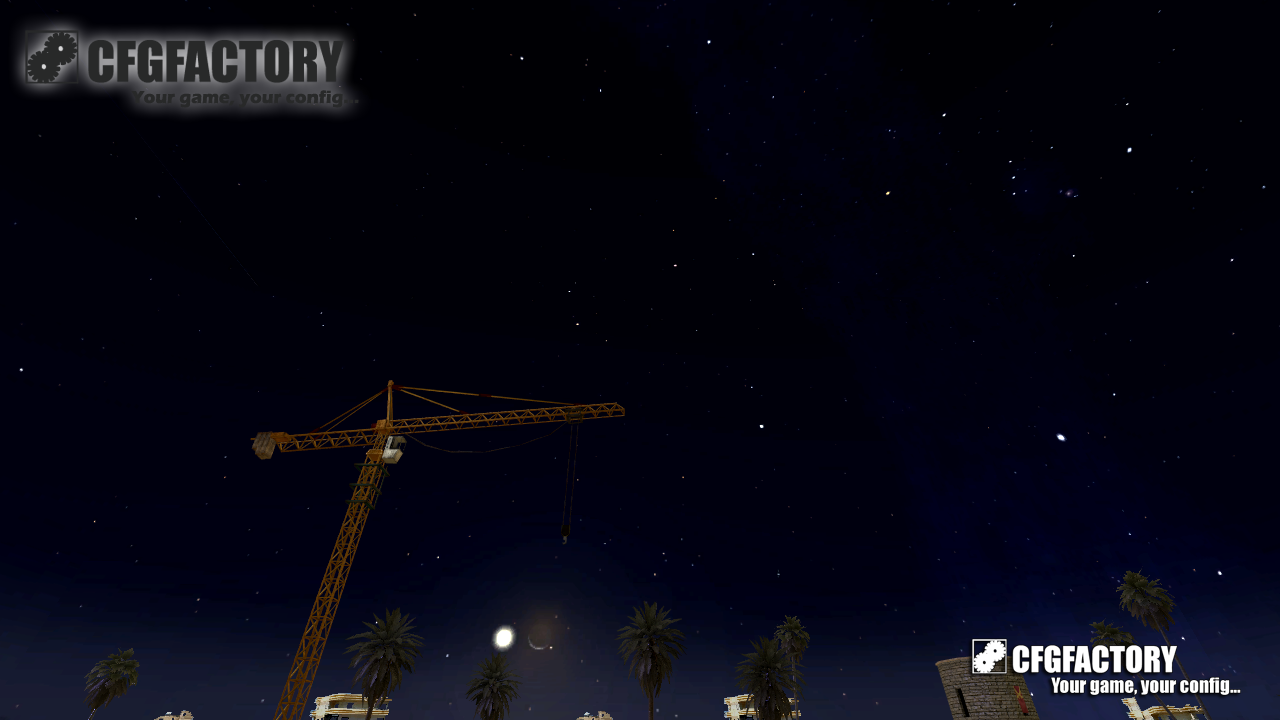 cod4, skies, night sky with stars, n/a