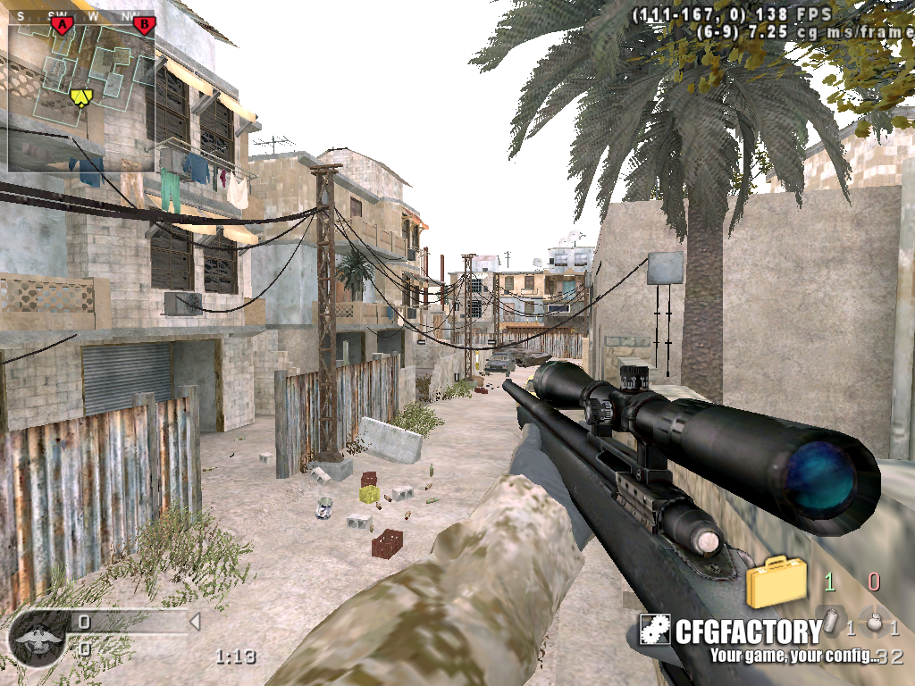 cod4, configs, new edition.cfg, borga