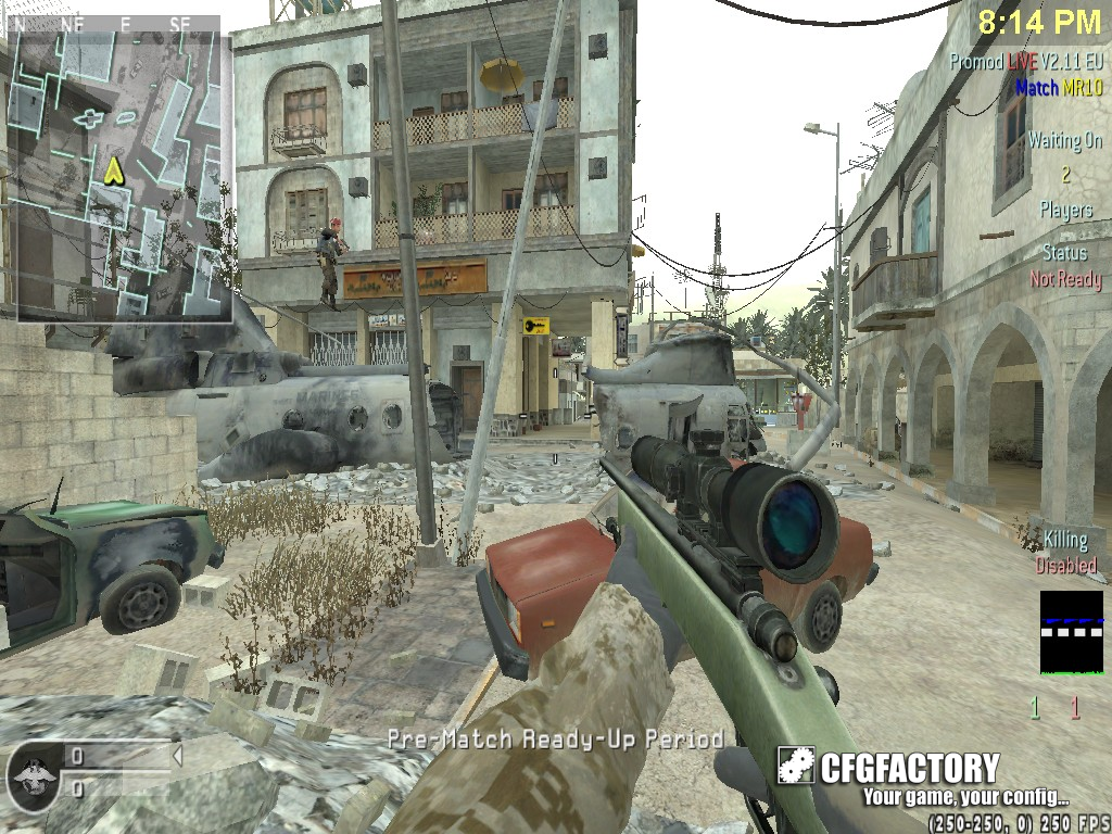 cod4, configs, example's cfg, tobin/example