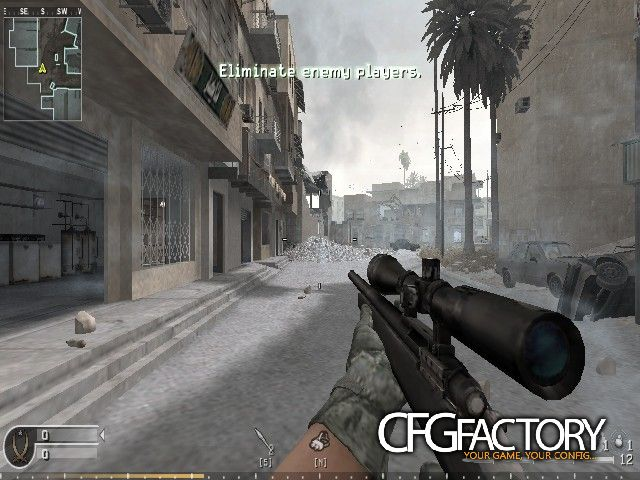 cod4, configs, best cfg for fps ever, gozalnarzz