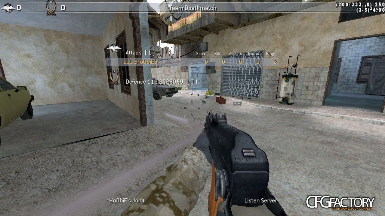 cod4, configs, lll choobie3 adroits & current online cfg, choobie