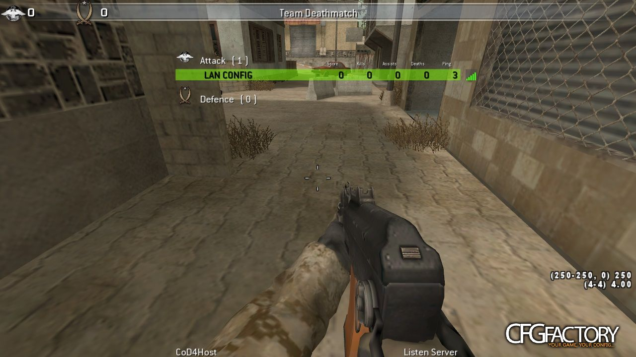 cod4, configs, phantasy i43 cfg, phantasy