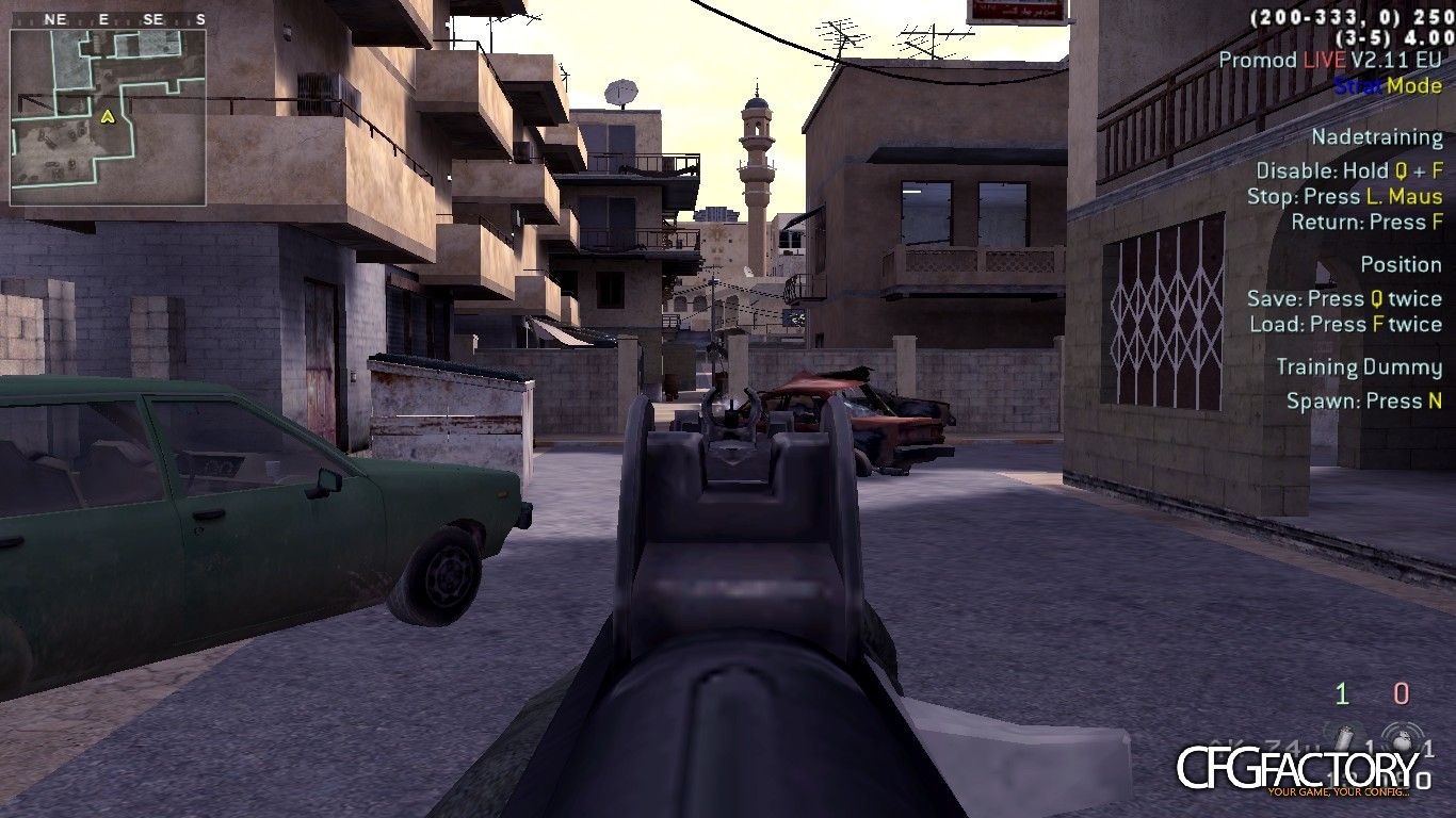 HOW TO GET BETTER FPS COD4