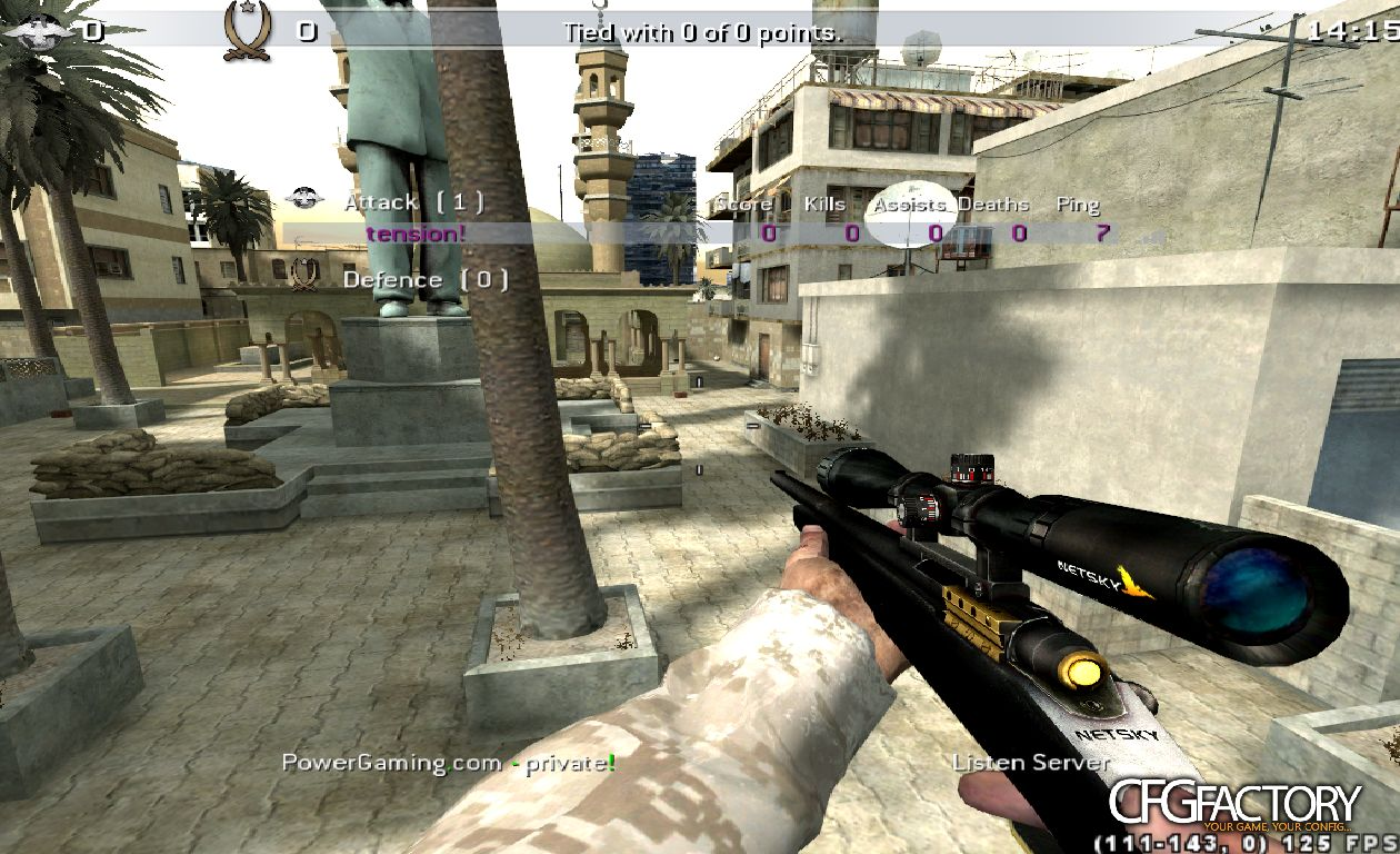 cod4, configs, tension! cfg, n/a
