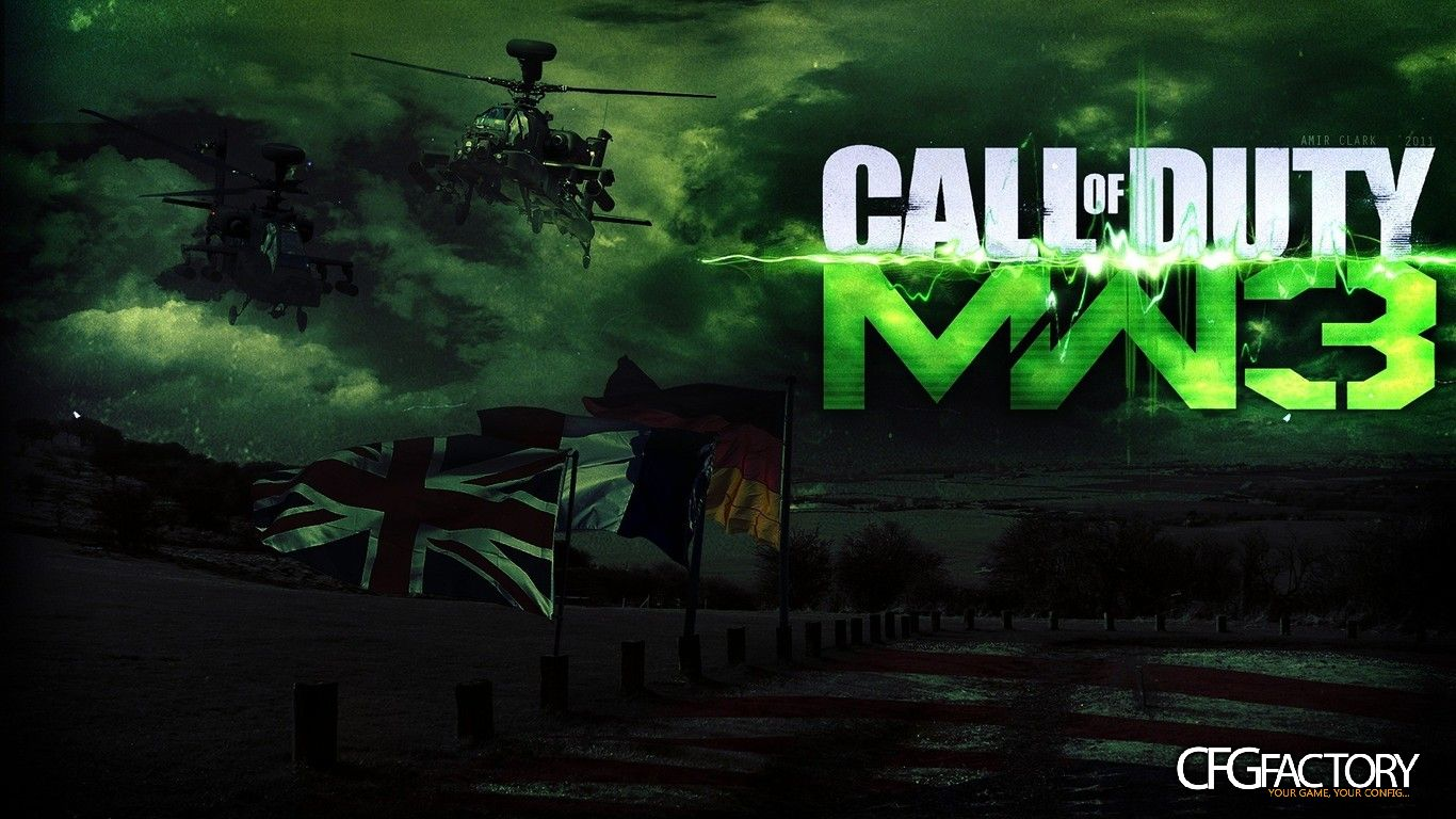 cod4, mods, mw3 & mw2 mp bg music, sonicunleashedxy
