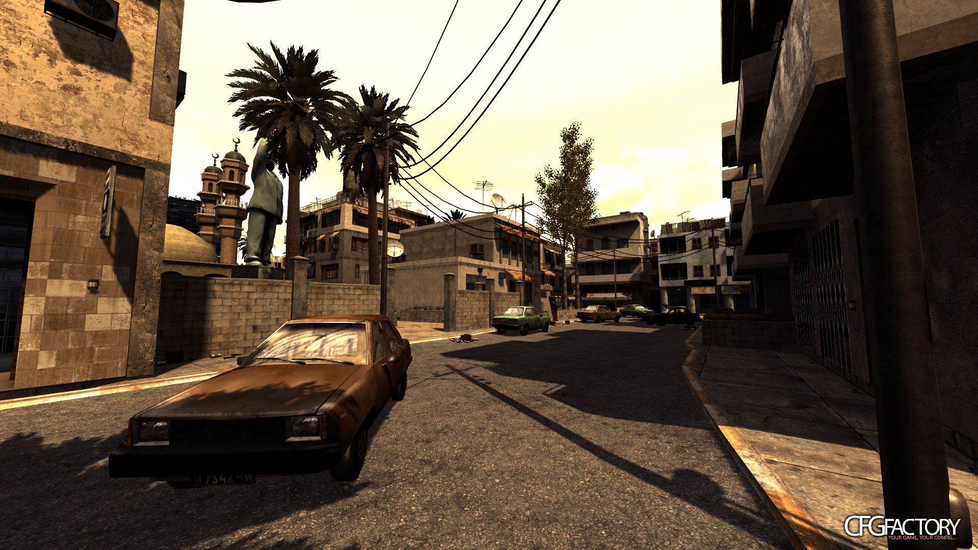 cod4, movie configs, meat's sunset config, meatstatus