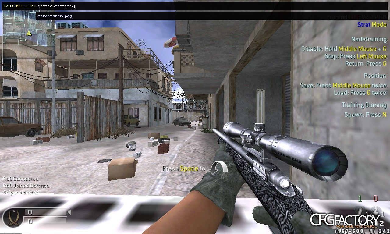 Fps config by ozmas download - CFGFactory