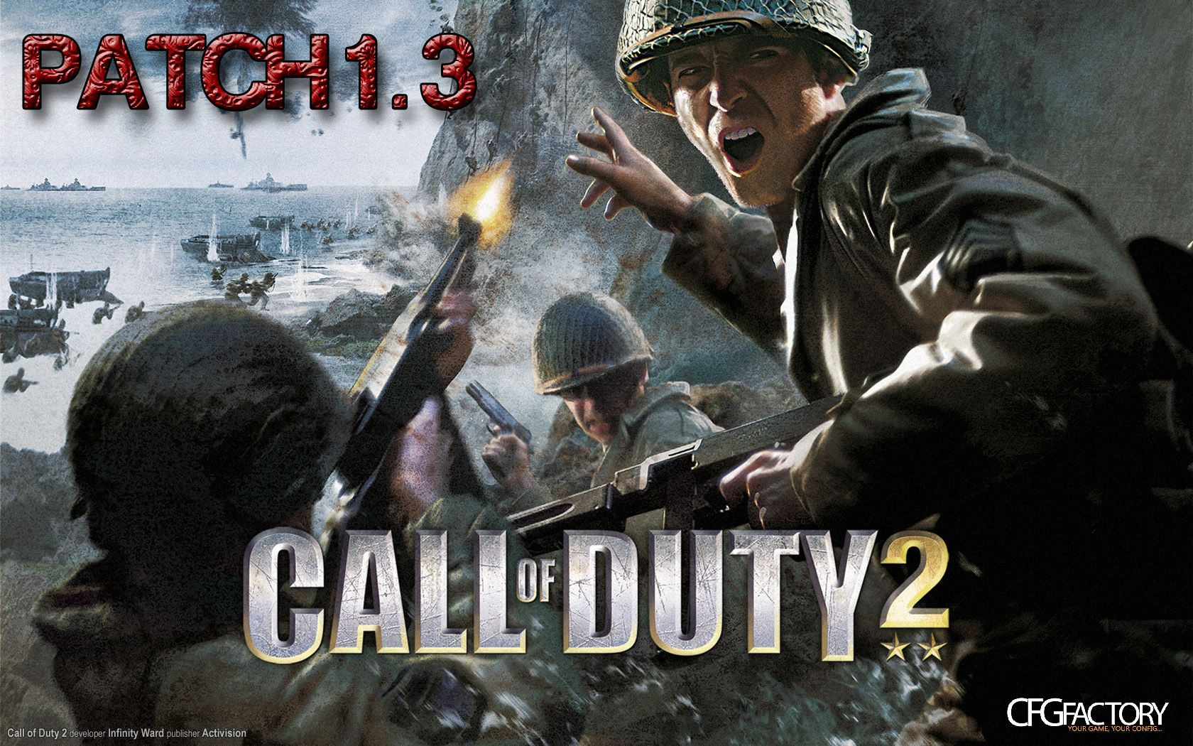 cod 2 multiplayer patch 1.3 download