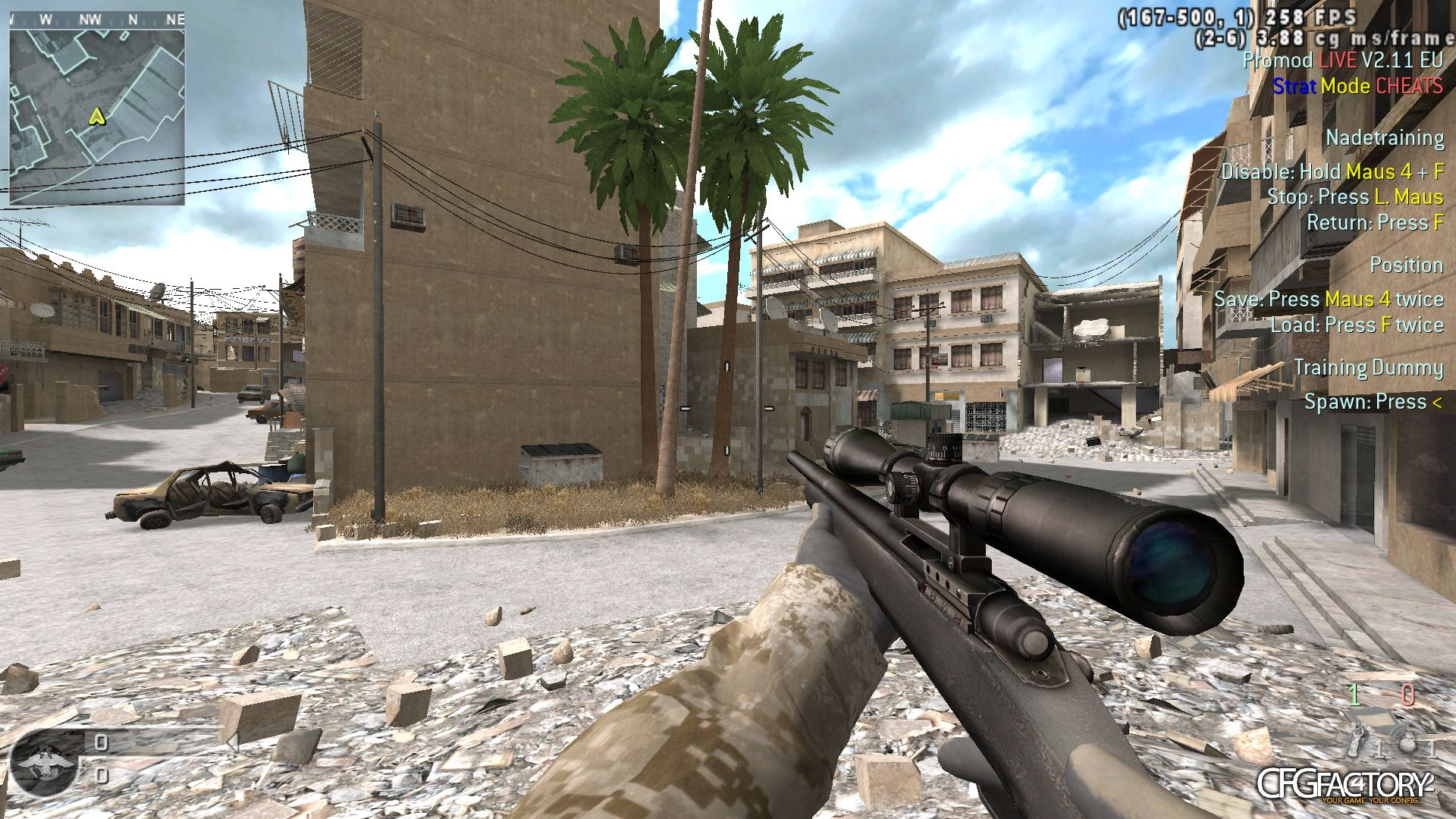 Cod4 configs boost your fps