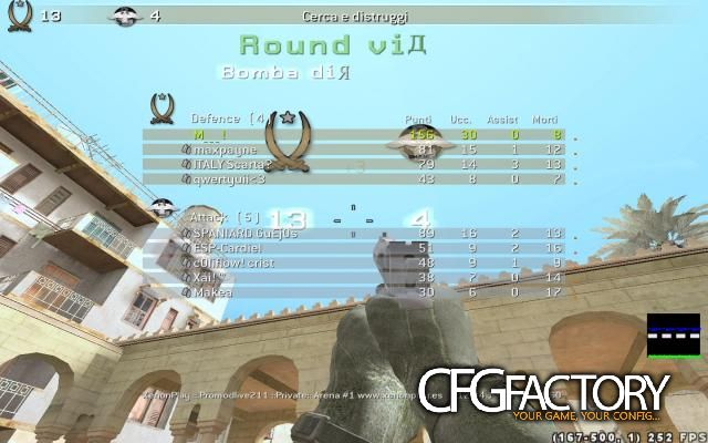 cod4, configs, tk'e mark cfg 2k12, mark