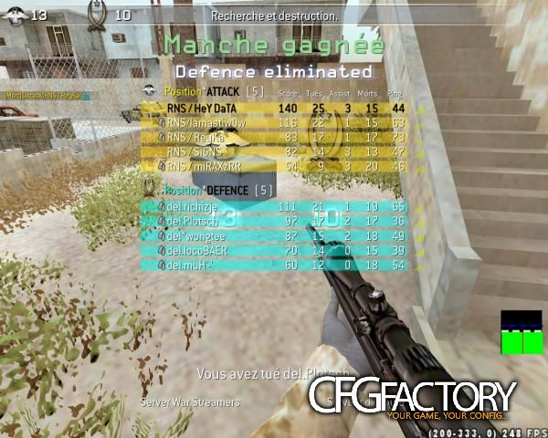 cod4, configs, hey data cfg 2k12, hey data