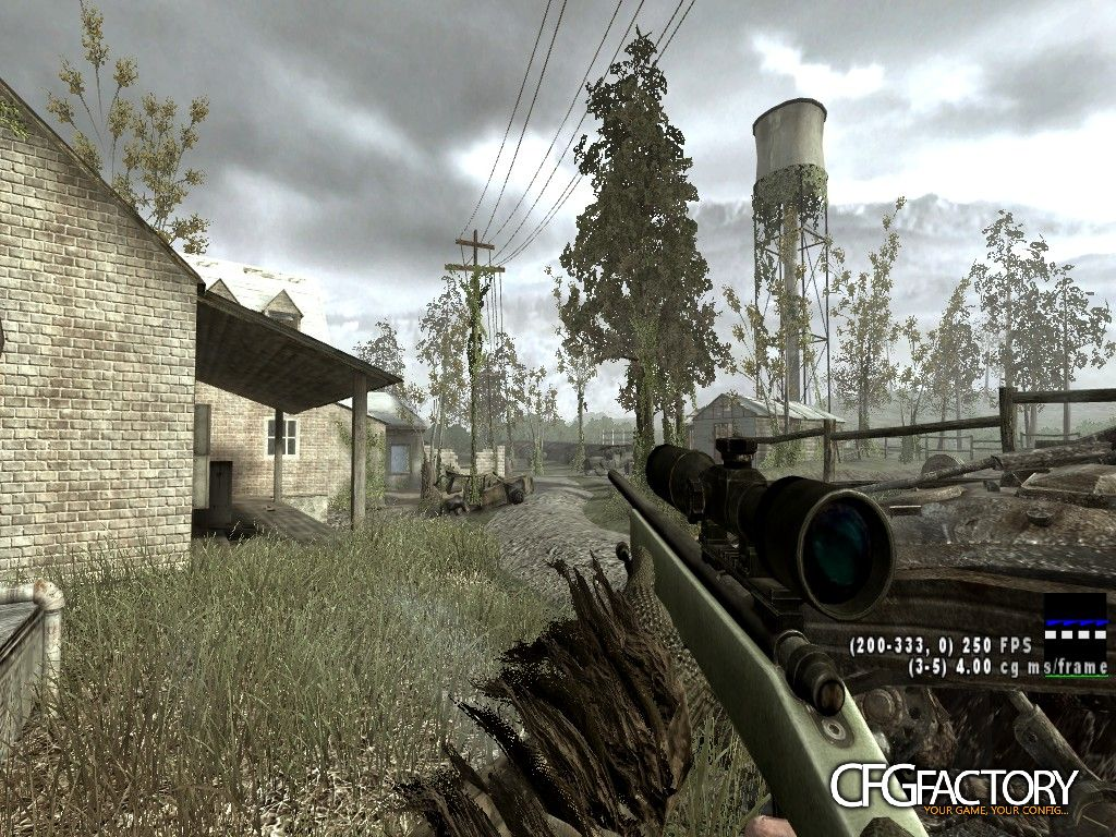 cod4, configs, hunter cfg , huntercfg