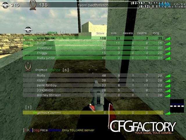 cod4, configs, relax cfg, relax