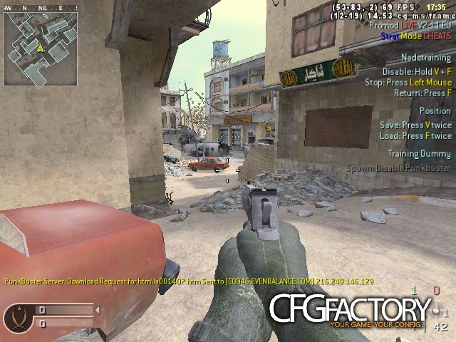 cod4, configs, brarion cfg, brarion
