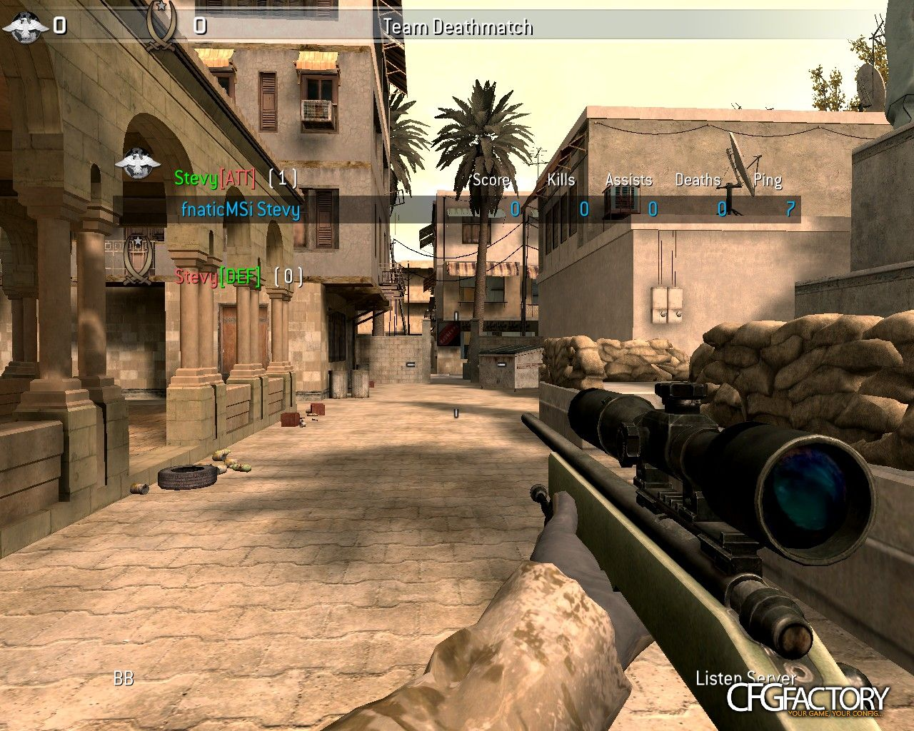 cod4, configs, stevy 2k12 cfg, poker_19