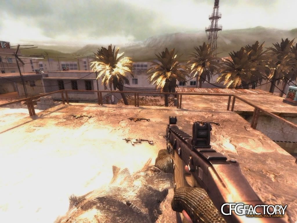 Modern Warfare 2 | MW2 | Xbox 360 | PlayStation 3 - Sub Machine Guns