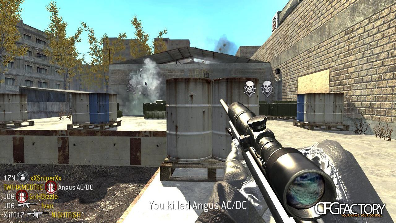 cod4, movie configs, twinky's movie cfg, twinky