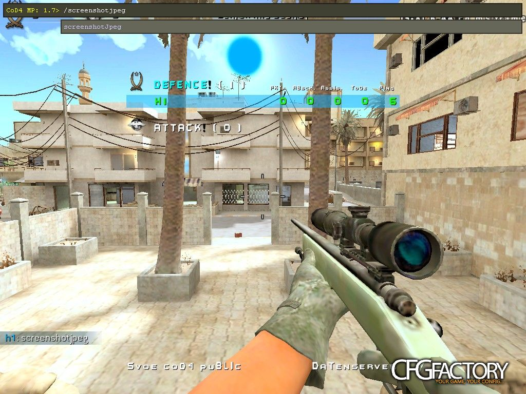 cod4 configs h1 2k12 cfg h1