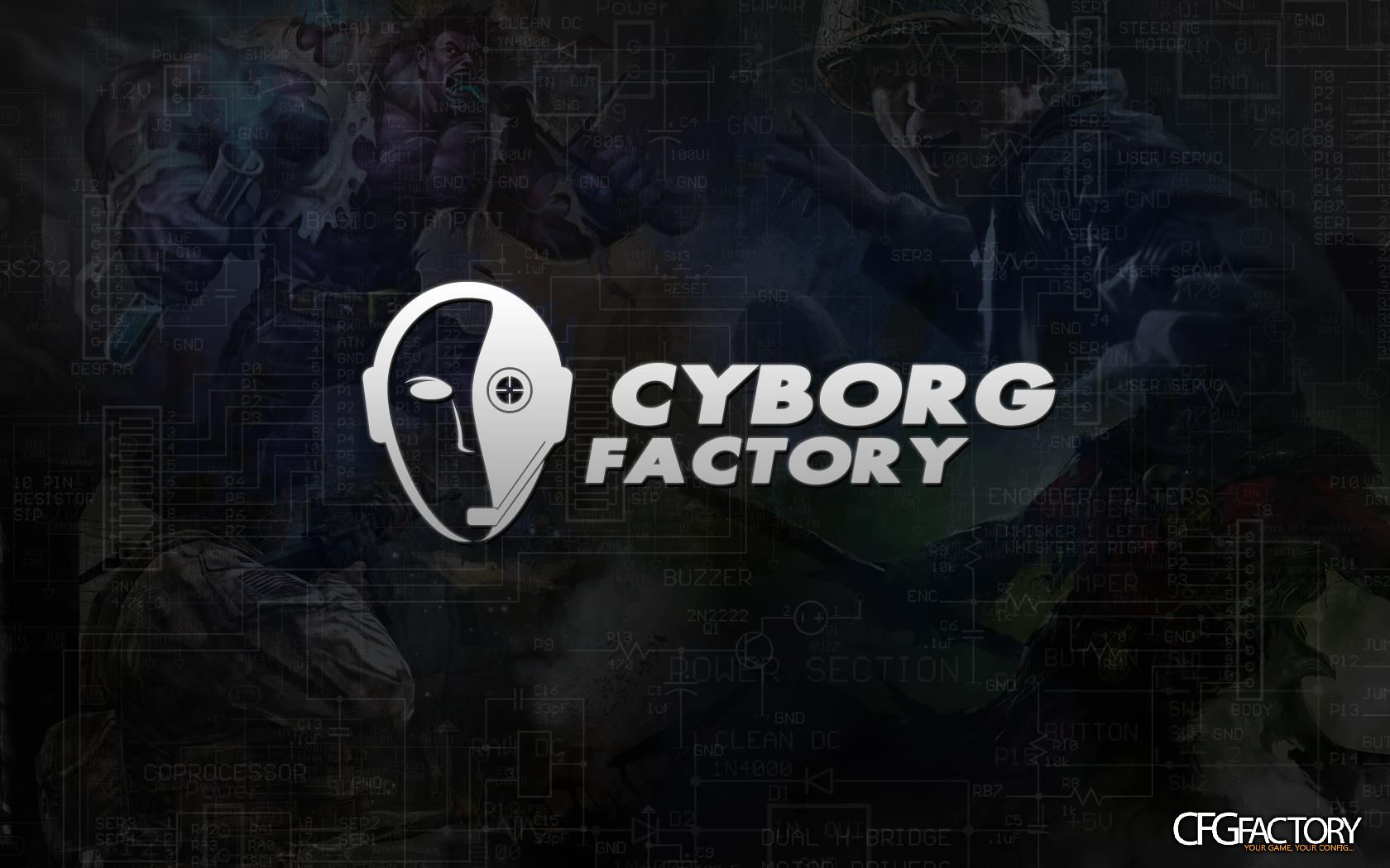 cod4, configs, cyborg factory cfg pack, n/a