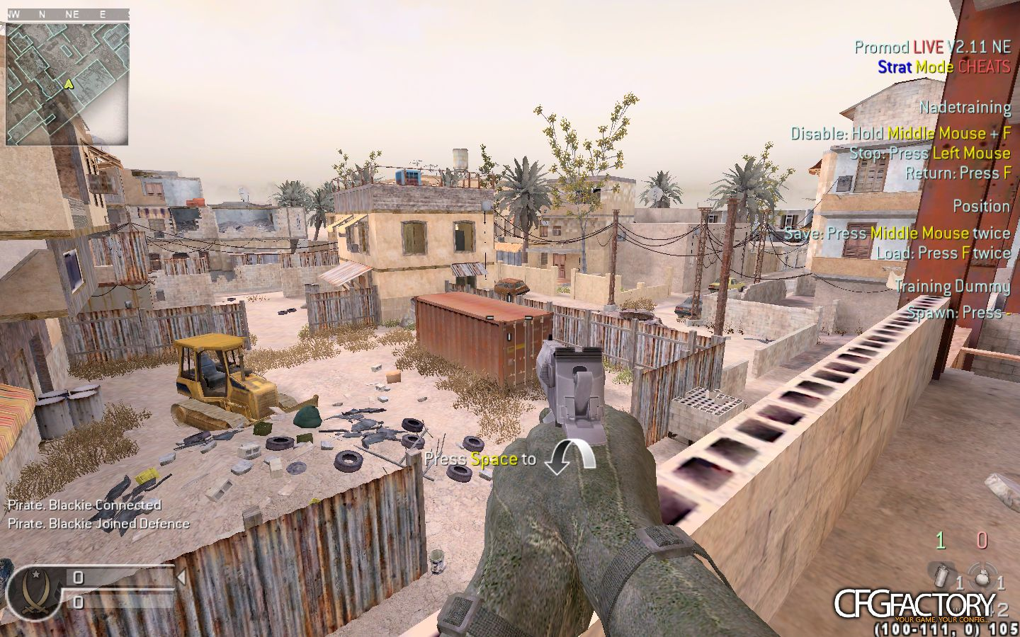 cod4, configs, blackie's config, blackie