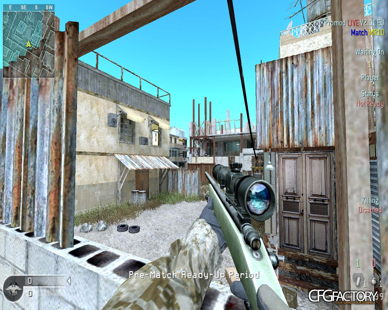 cod4, configs, qwerty cfg, qwerty