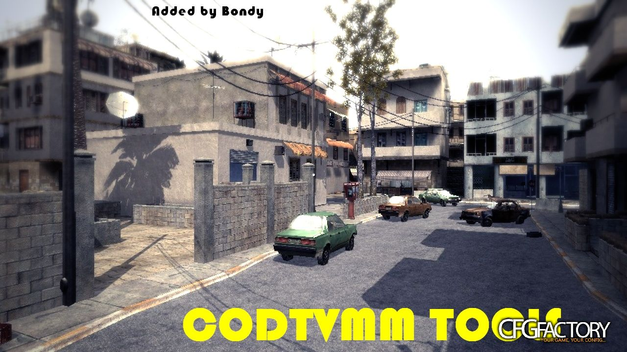 cod4, movie mods, codtvmm mod tools, rybond13