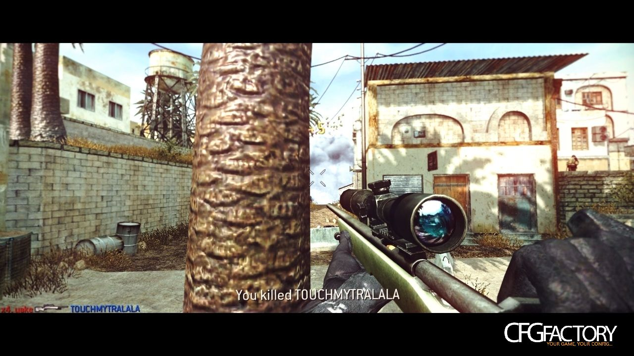 cod4, movie configs,