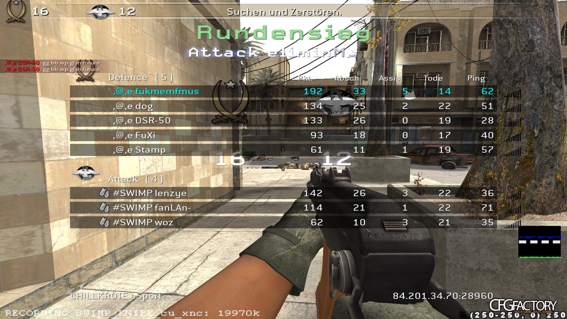 cod4, configs, theone cfg, theone