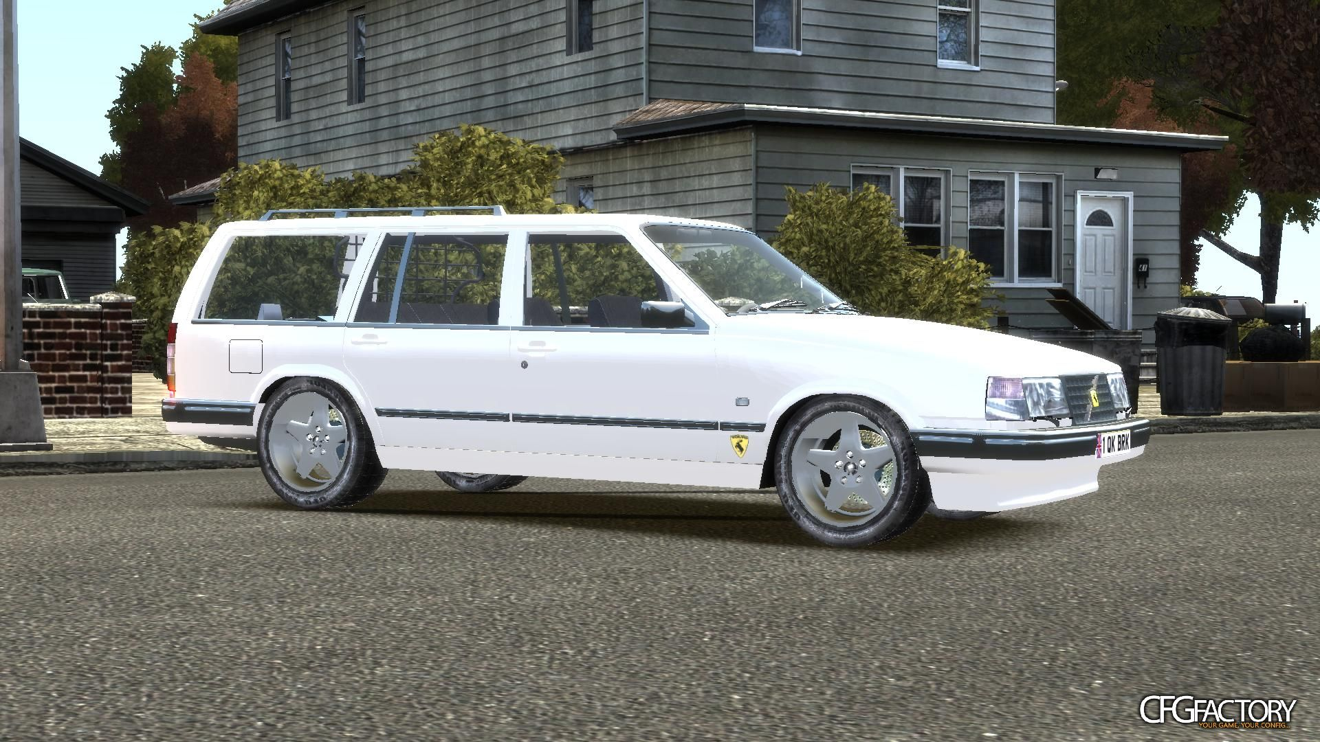 """Volvo 945 """"Wentworth R"""" Ridiculous Drift download - CFGFactory"""