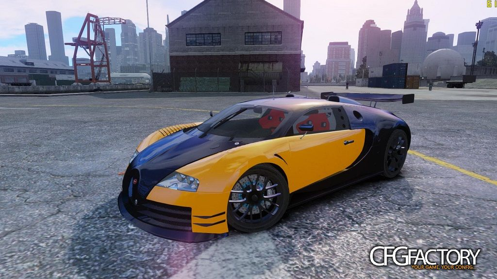 bugatti veyron 16 4 body kit final stock nfs shi download cfgfactory. Black Bedroom Furniture Sets. Home Design Ideas