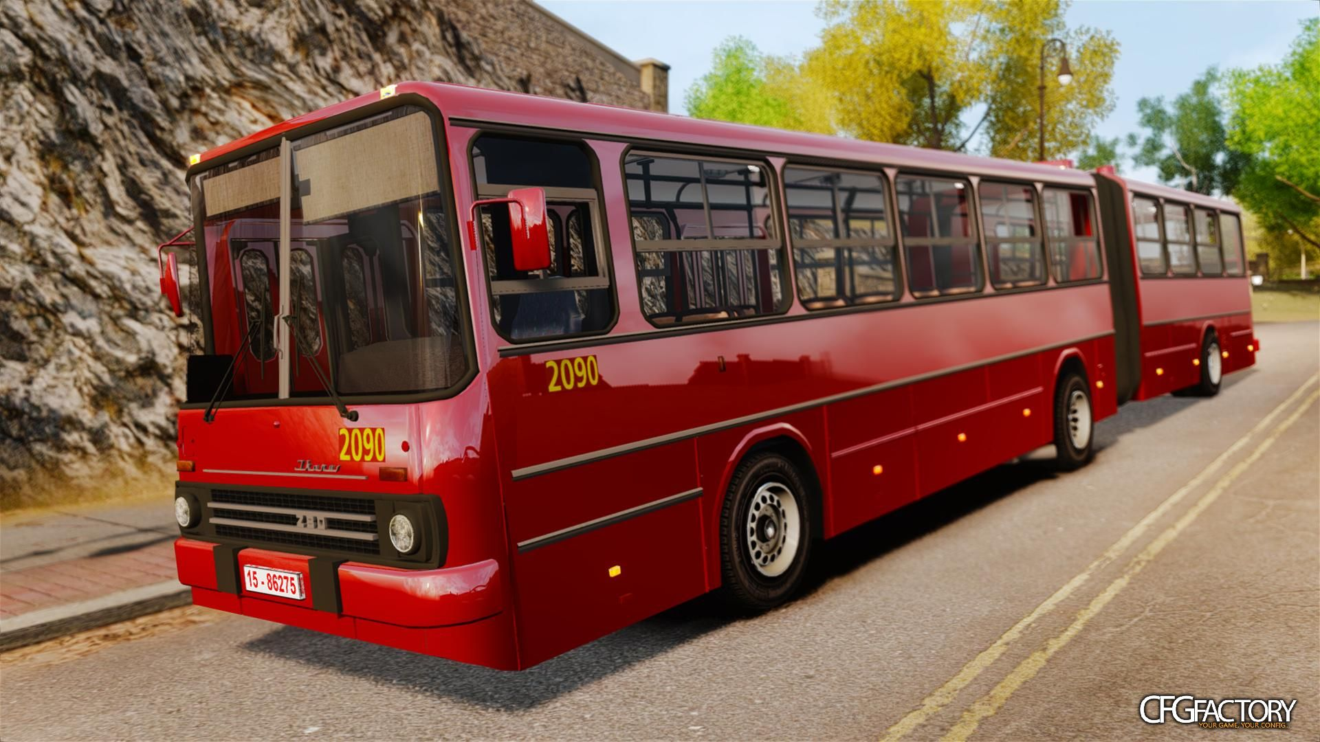 Ikarus 280 download cfgfactory Ikarus