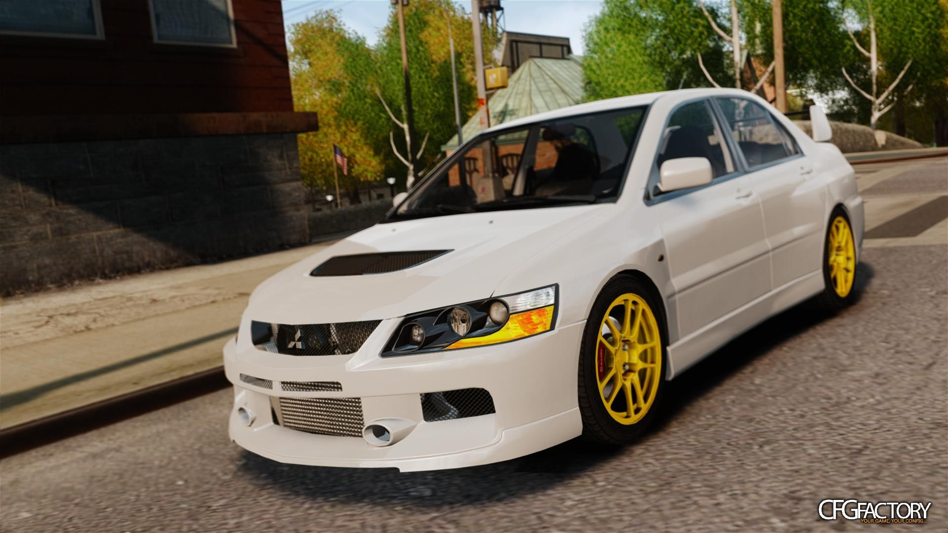 mitsubishi lancer evolution ix gsr 2005 download cfgfactory. Black Bedroom Furniture Sets. Home Design Ideas