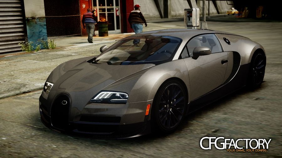 2011 Bugatti Veyron 164 Super Sport Epm Download Cfgfactory