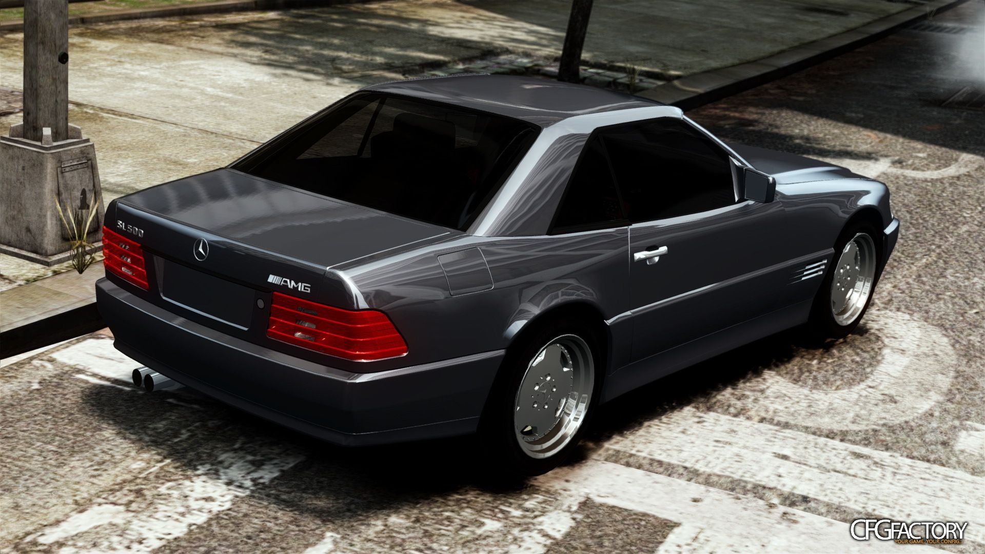 1995 mercedes benz sl 500 amg download cfgfactory. Black Bedroom Furniture Sets. Home Design Ideas
