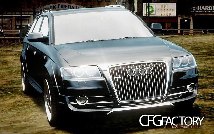 2007 audi a6 allroad quattro download cfgfactory. Black Bedroom Furniture Sets. Home Design Ideas