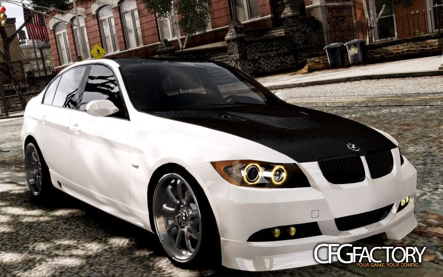 bmw 330i e90 tuning download cfgfactory. Black Bedroom Furniture Sets. Home Design Ideas