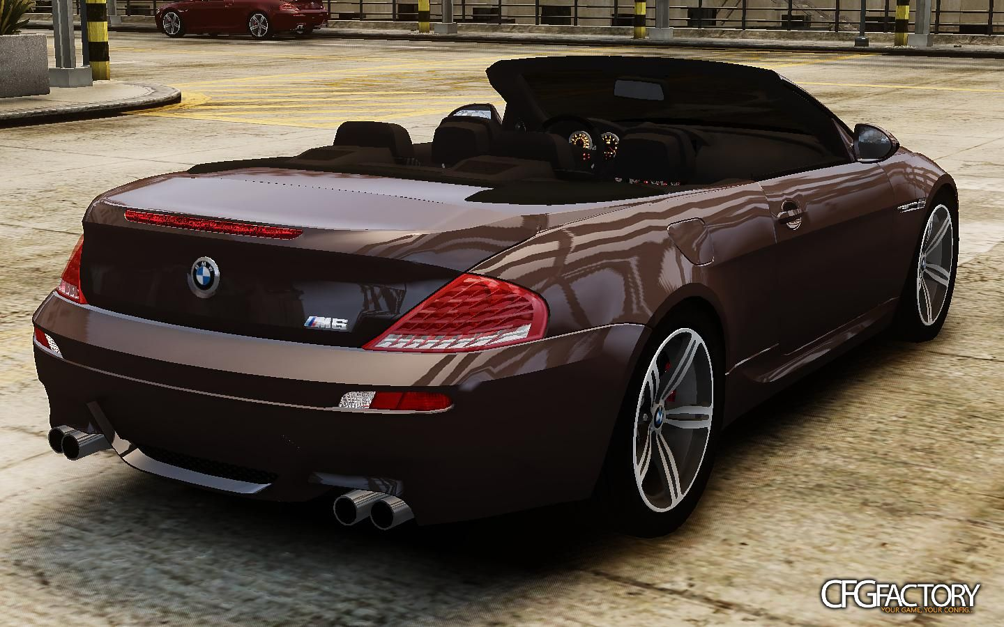 bmw m6 convertible download cfgfactory. Black Bedroom Furniture Sets. Home Design Ideas