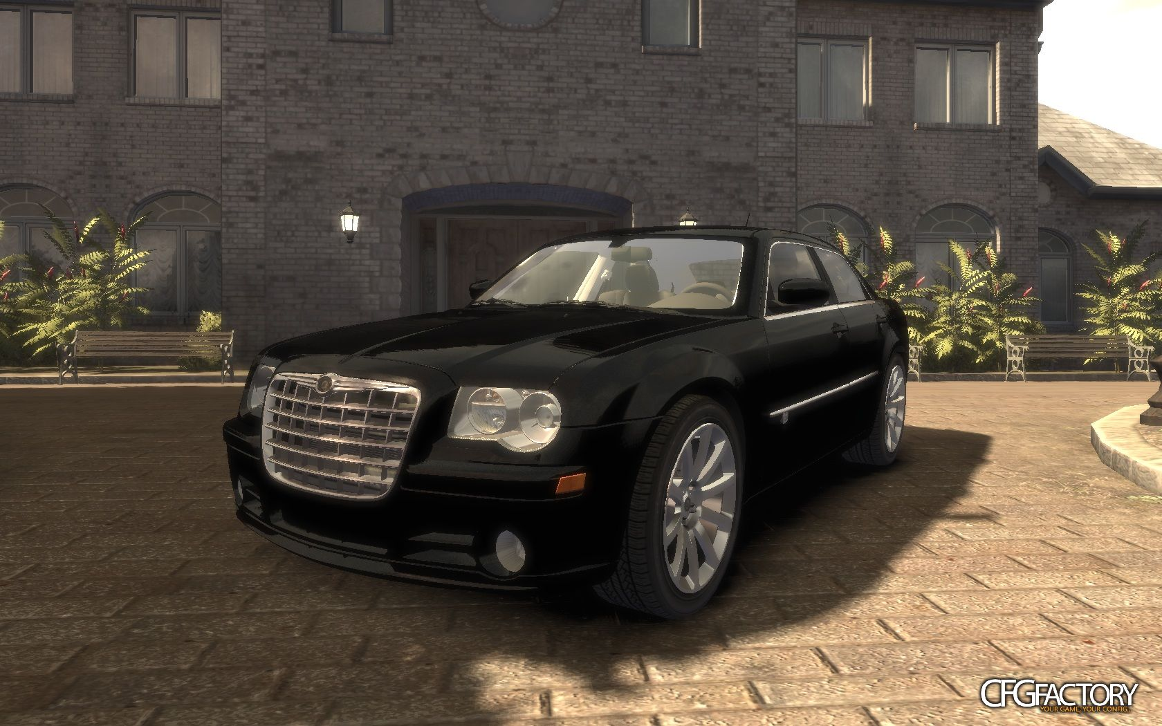 2008 chrysler 300c srt8 download cfgfactory. Black Bedroom Furniture Sets. Home Design Ideas