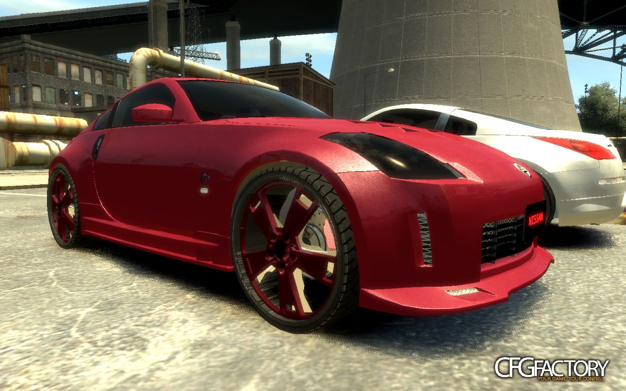 nissan 350z tuning download cfgfactory. Black Bedroom Furniture Sets. Home Design Ideas
