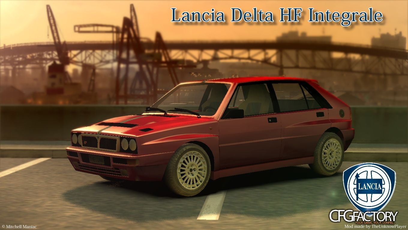 lancia delta hf integrale dealer 39 s collection download cfgfactory. Black Bedroom Furniture Sets. Home Design Ideas