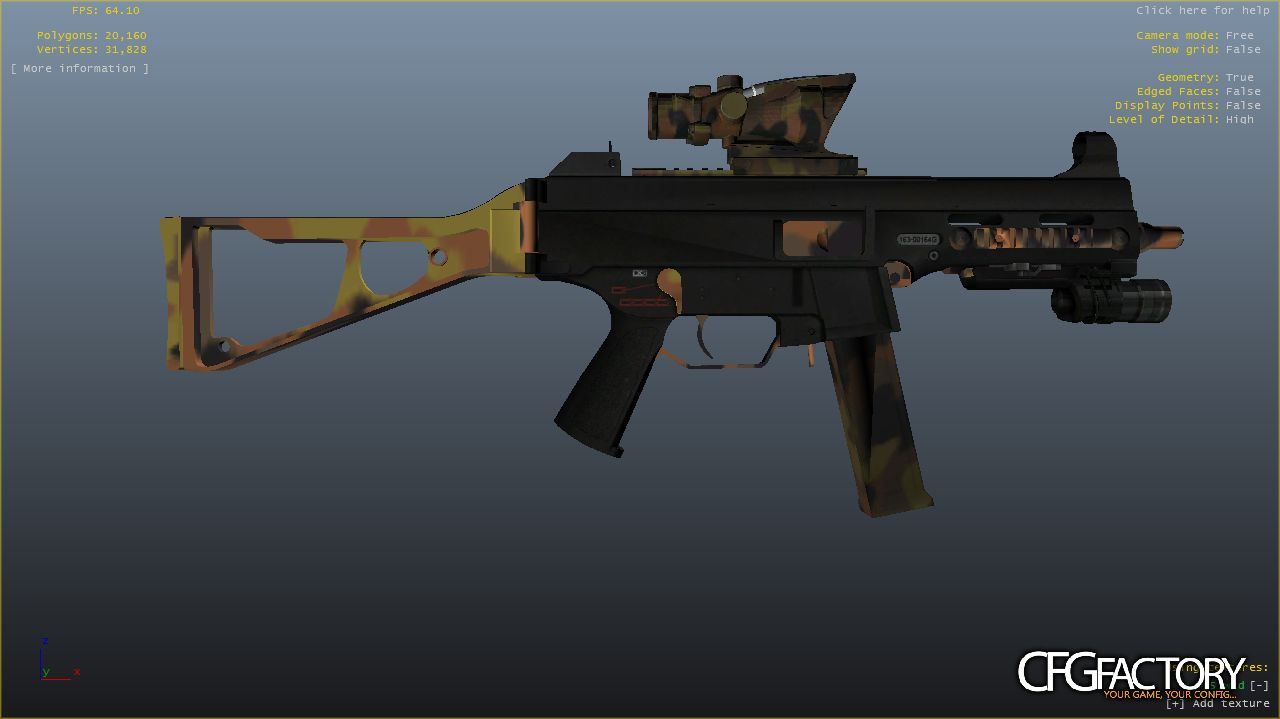 Swat Issued Weapons Extra Fall Camos Download Cfgfactory