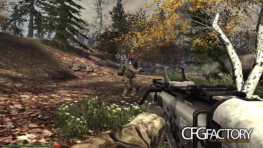 bot mod for cod4