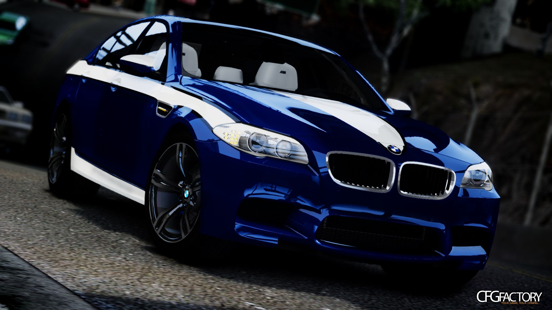 bmw m5 f10 paint job download cfgfactory