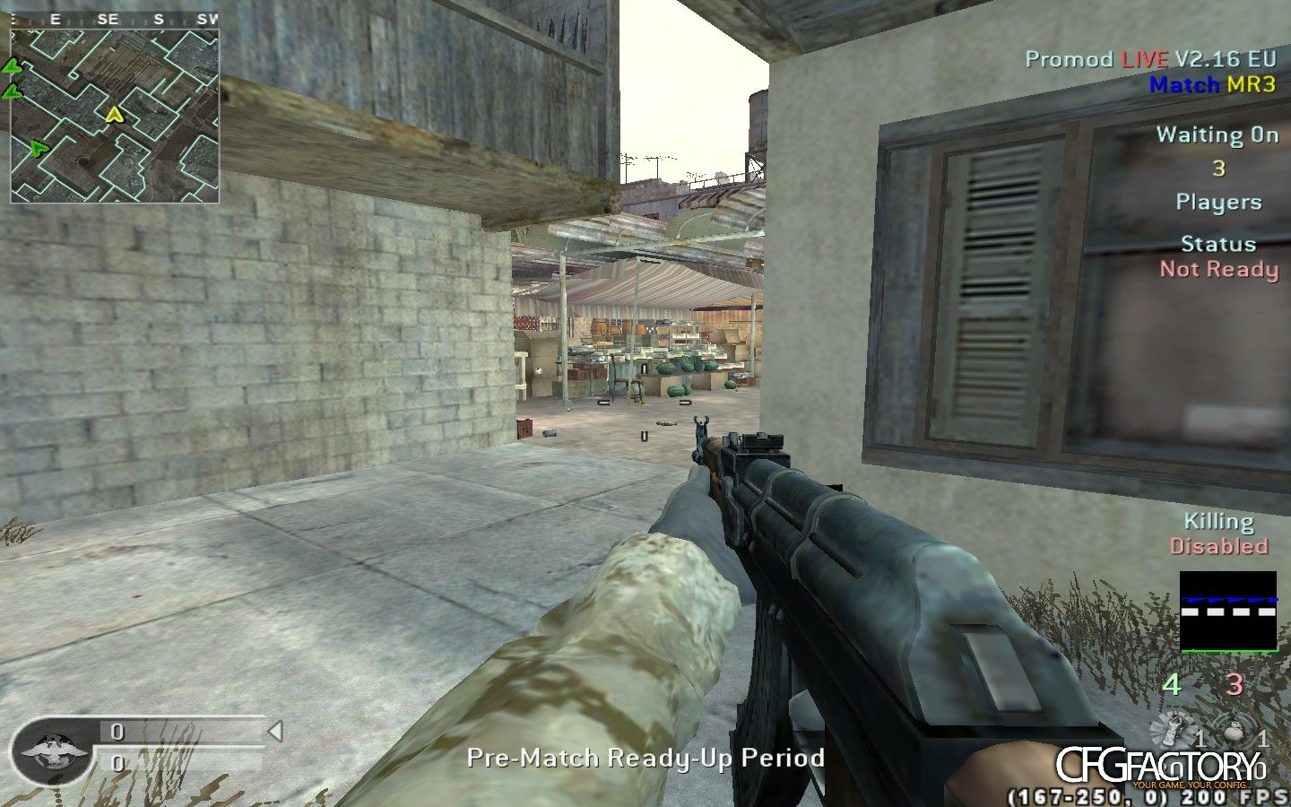 cod4, configs, the cobra cfg, thecobra