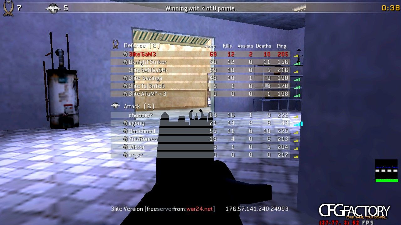 cod4, configs, th3 game#, n/a