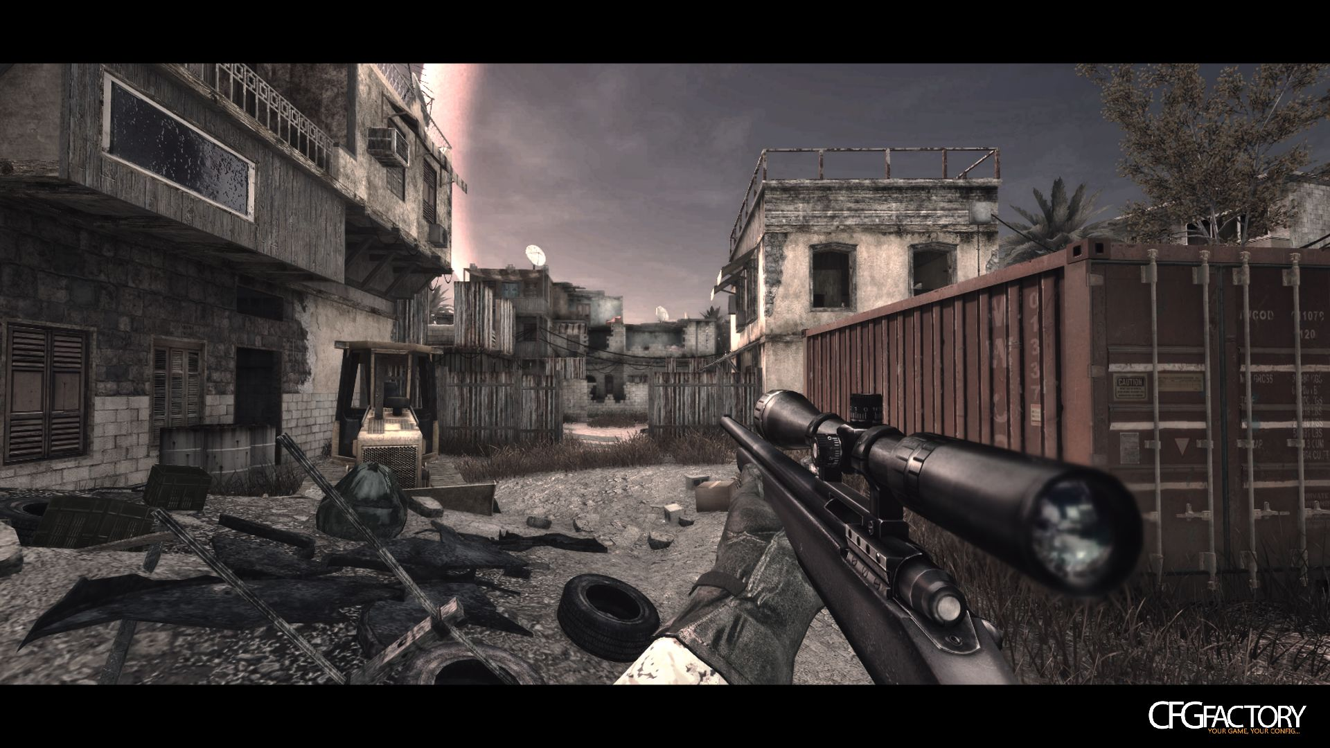cod4, movie configs, insomnia cc (remake), flm/azercii