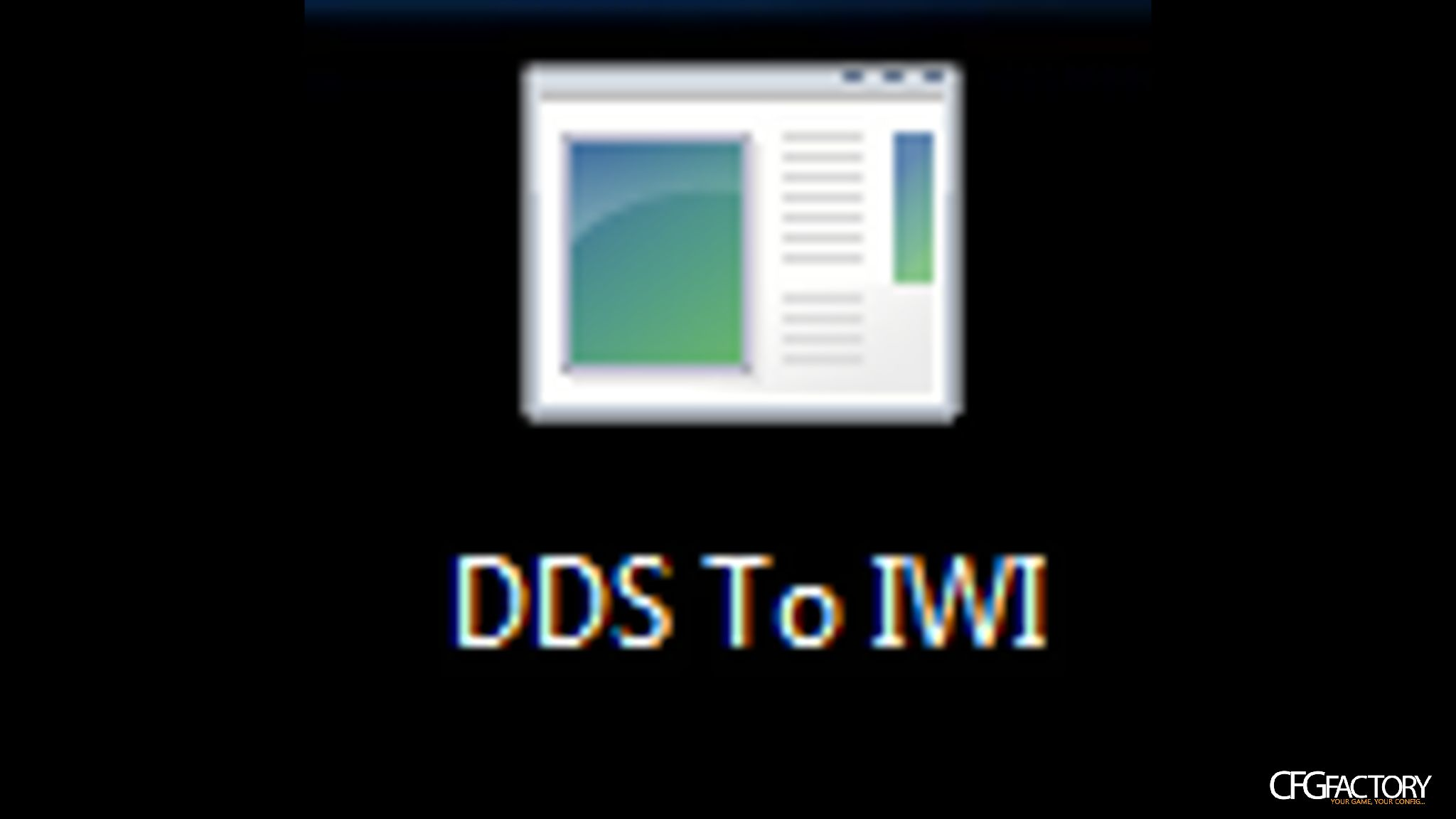 cod4, tools, iwi to dds and dds to iwi, n/a
