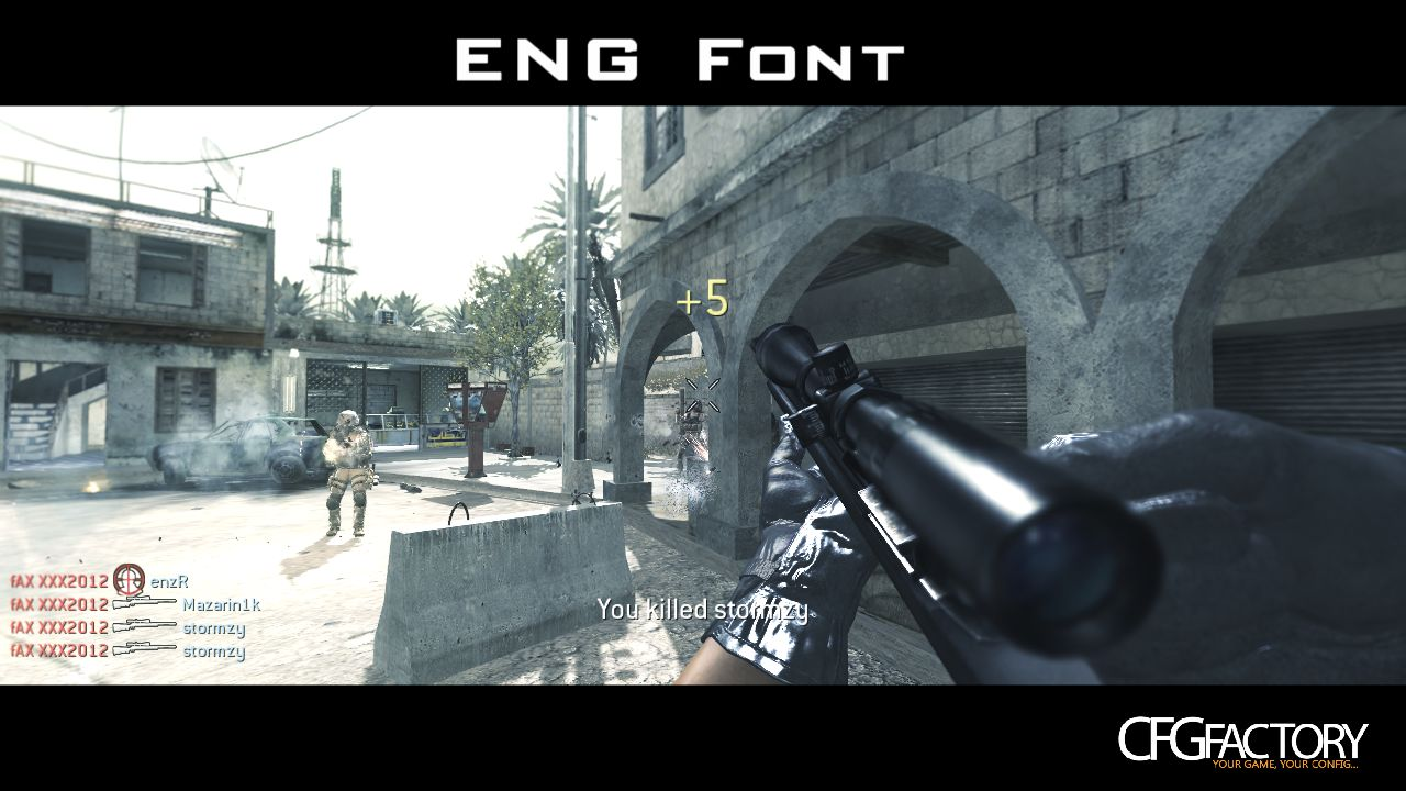 russian modern warfare how to change to english