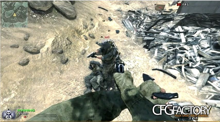 MW2 Cinematic Mod [Dolly camera] download - CFGFactory